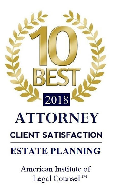 10 best estate planning attorney in 2018 icon